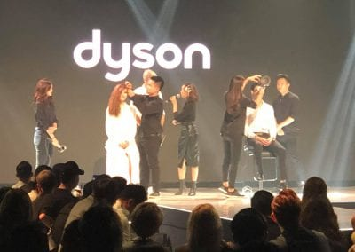 Live Streaming Dyson Event