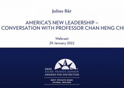 Julius Baer Jan 29 Hightlight